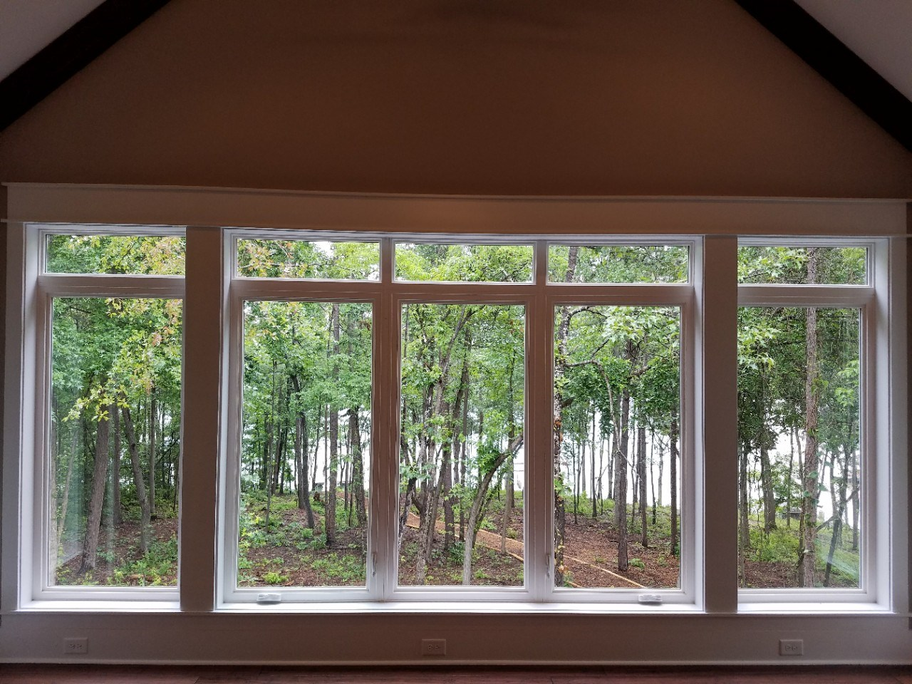 Johnson large window view
