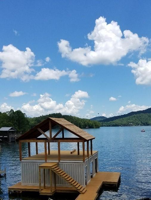 Stallman boathouse view