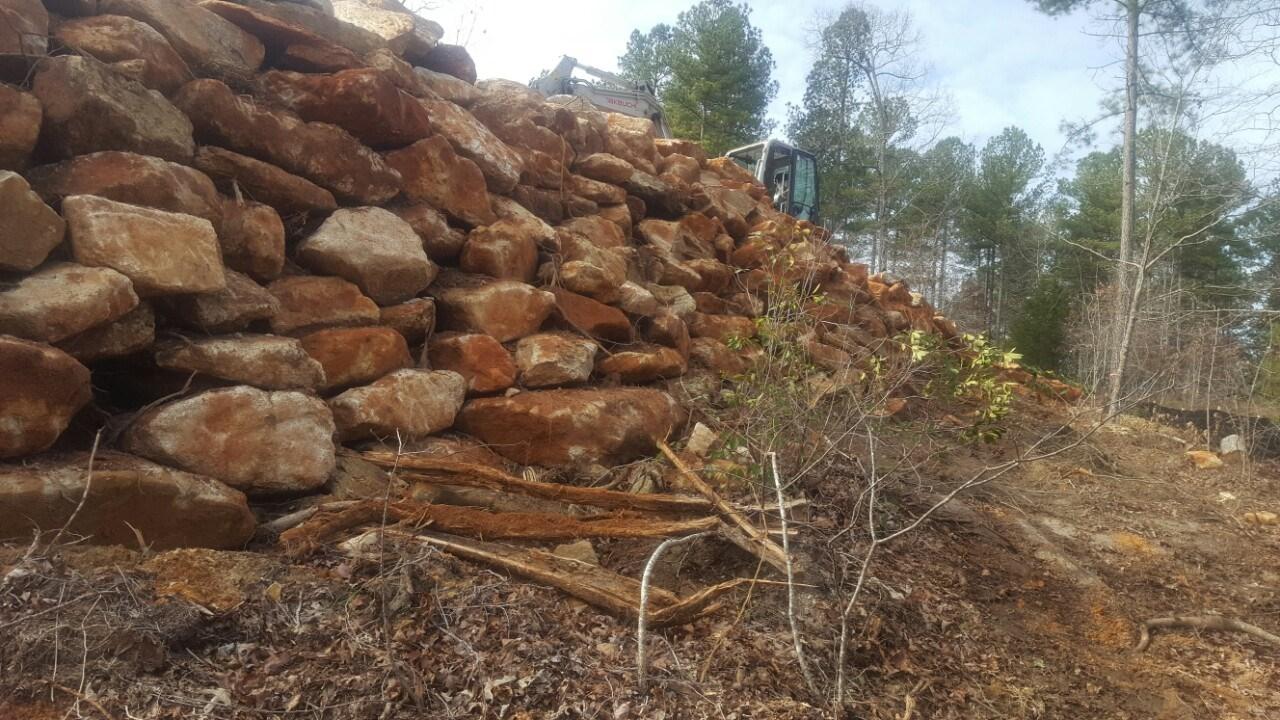 rock wall 1