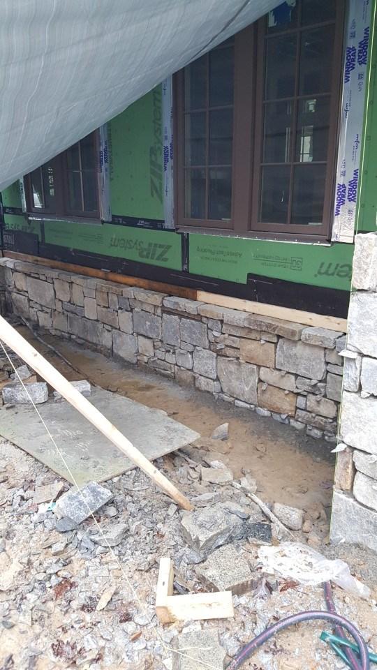 1-continueing stonework