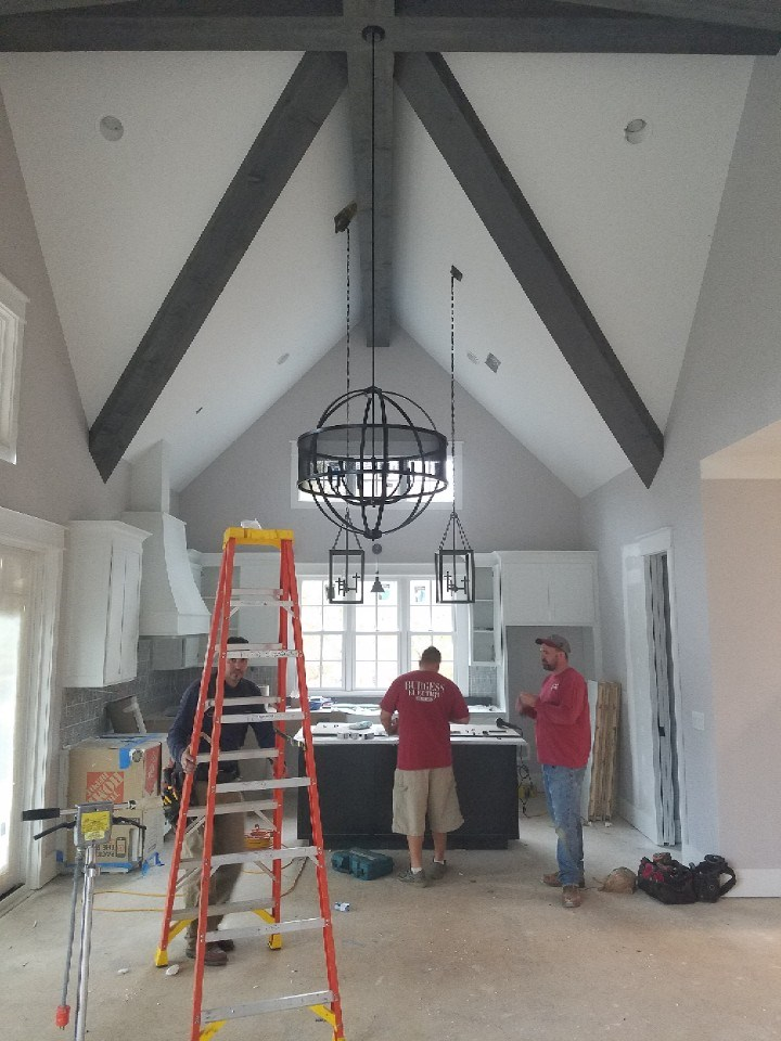 8-haning kitchen lights