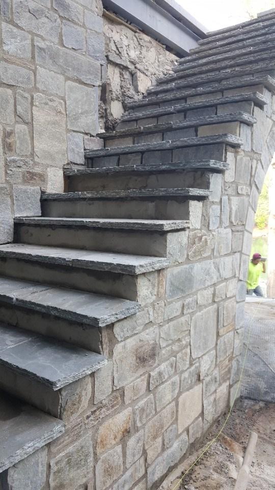 7-Stone steps